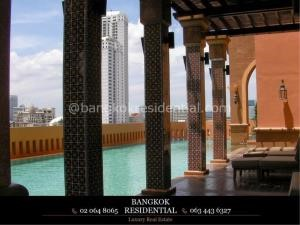 Bangkok Residential Agency's 2 Bed Condo For Rent in Phrom Phong BR3367CD 21