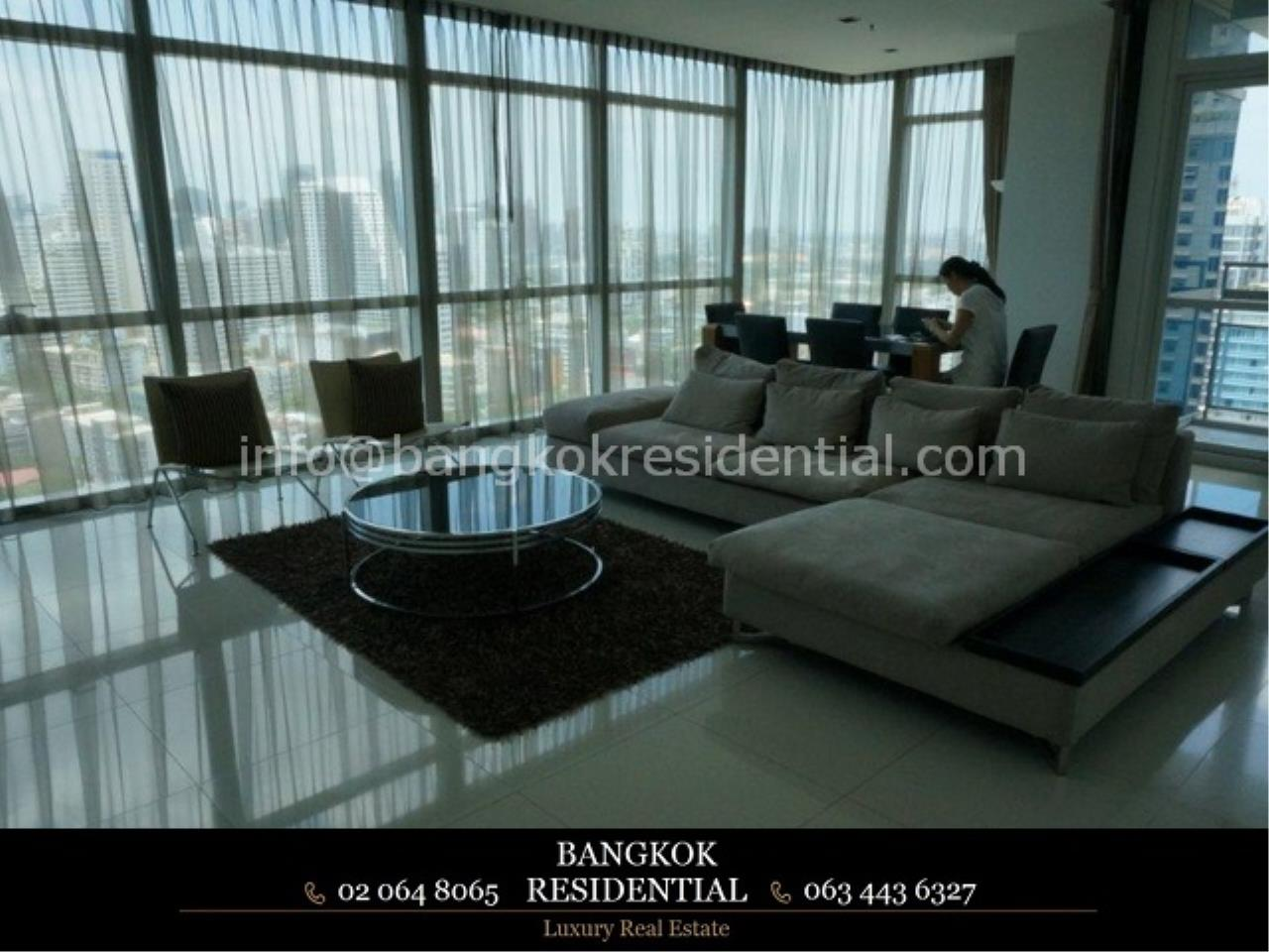 Bangkok Residential Agency's 3BR Athenee Residence For Sale Or Rent (BR3386CD) 1