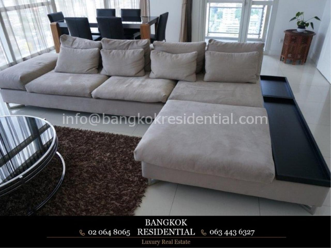 Bangkok Residential Agency's 3BR Athenee Residence For Sale Or Rent (BR3386CD) 3