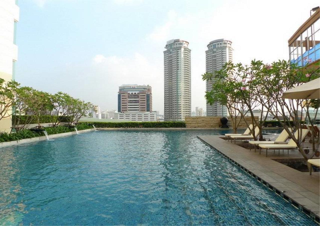 Bangkok Residential Agency's 1 Bed Condo For Rent in Sathorn BR3418CD 1