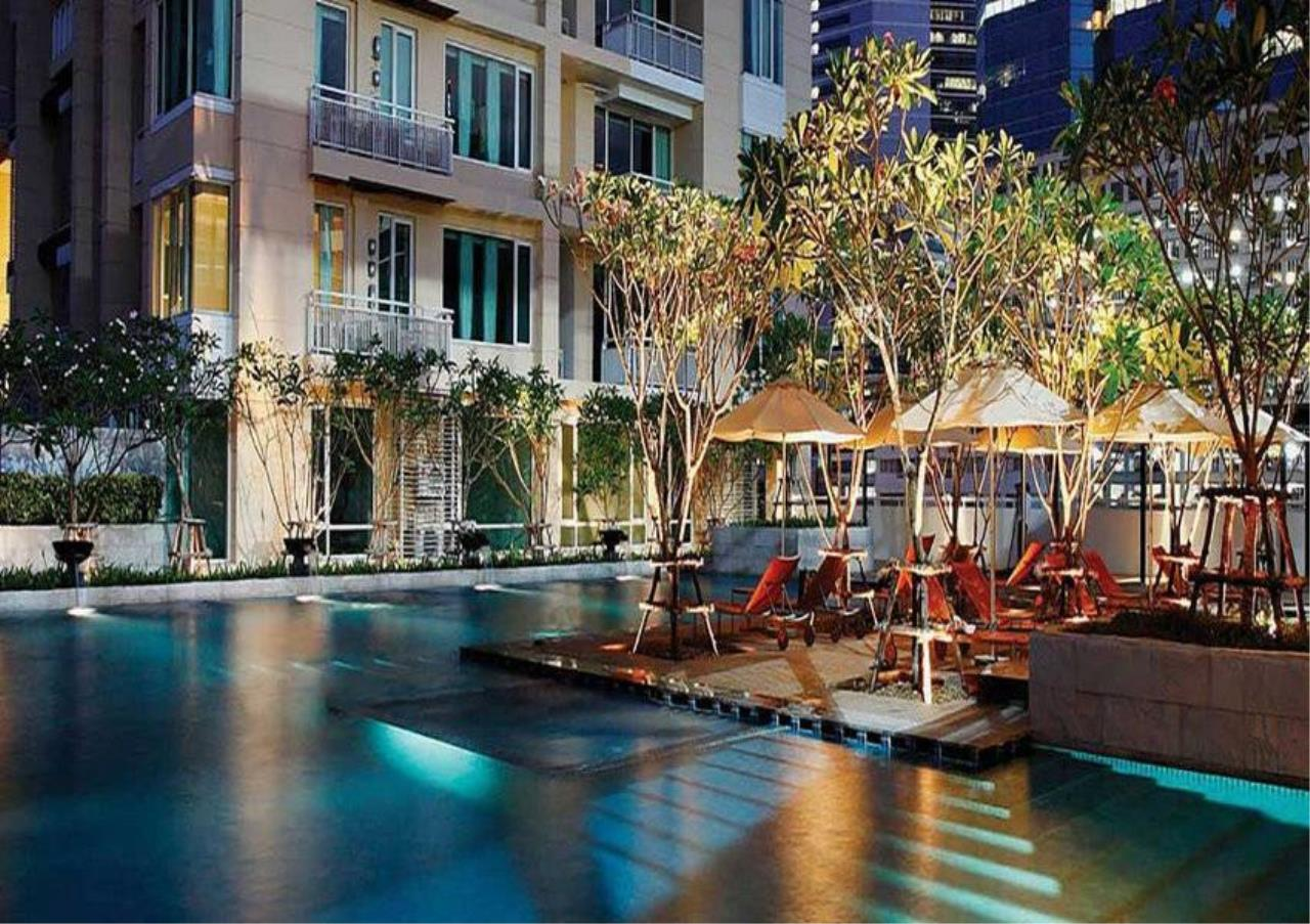 Bangkok Residential Agency's 1 Bed Condo For Rent in Sathorn BR3418CD 2