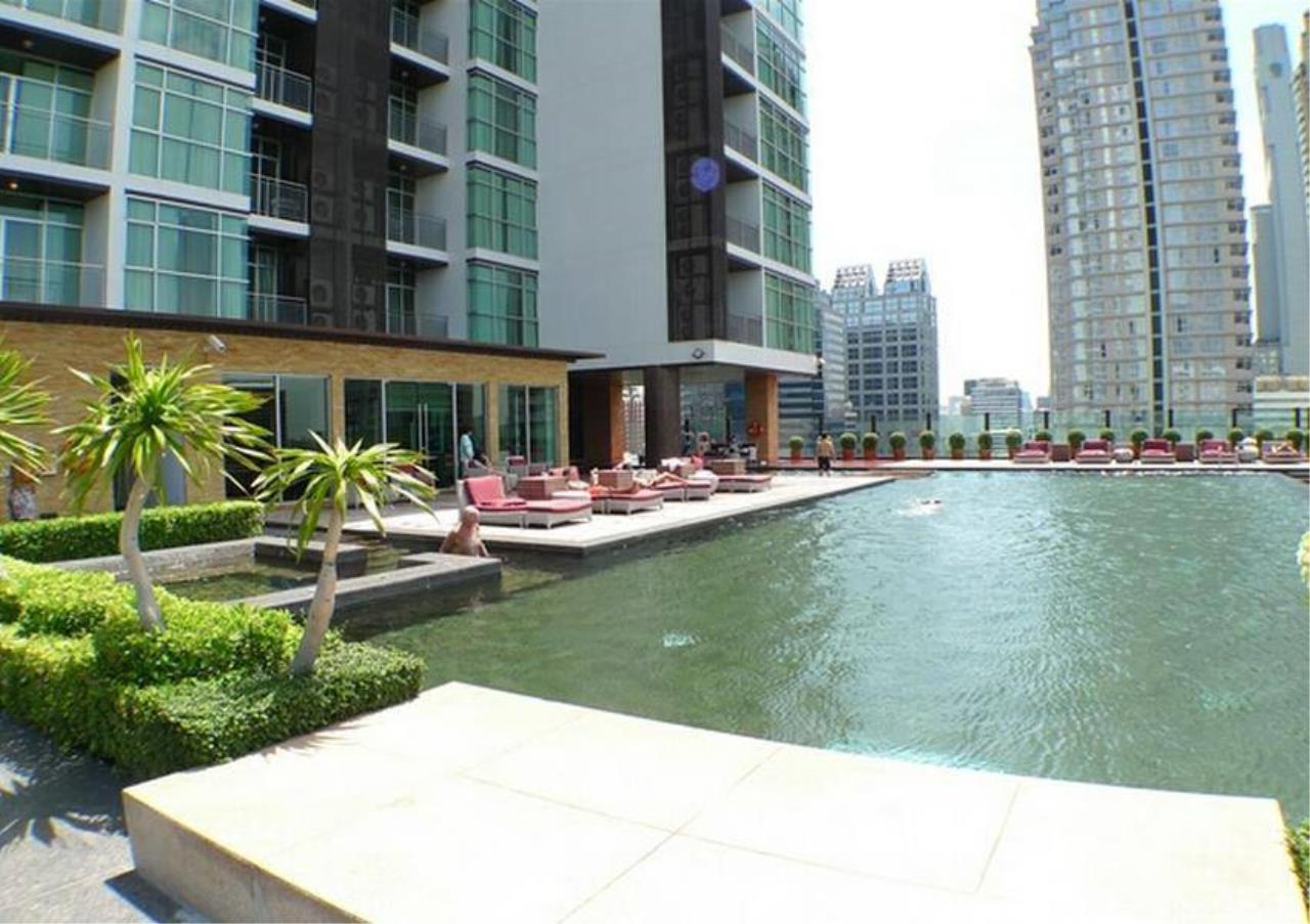 Bangkok Residential Agency's 1 Bed Condo For Rent in Sathorn BR3425CD 2