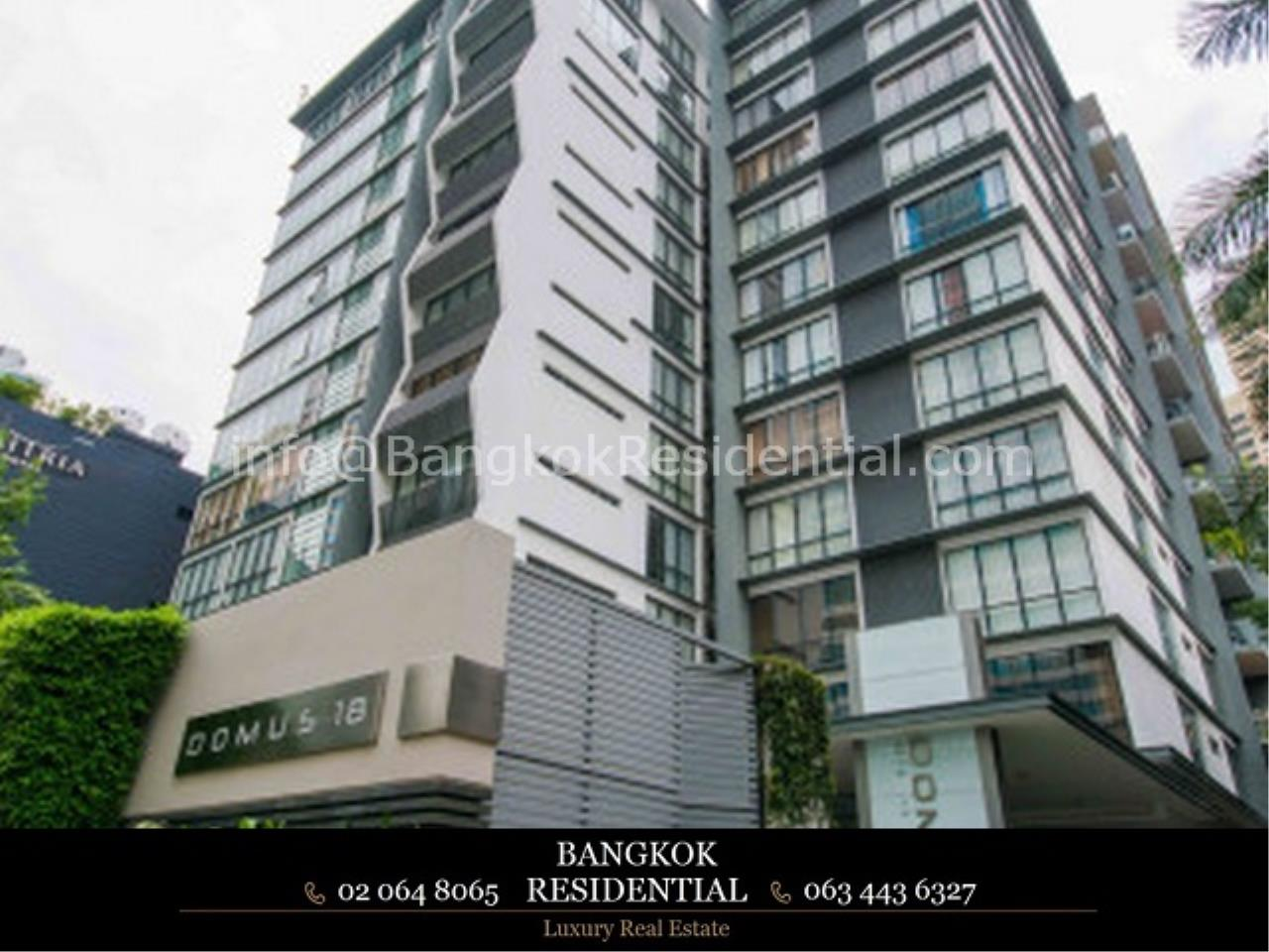 Bangkok Residential Agency's 2BR Domus For Sale (BR3439CD) 19
