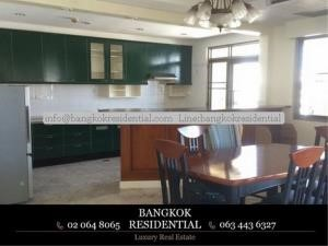 Bangkok Residential Agency's 3 Bed Condo For Rent in Phrom Phong BR3455CD 7