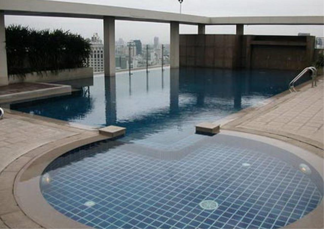 Bangkok Residential Agency's 2 Bed Condo For Rent in Asoke BR3463CD 1