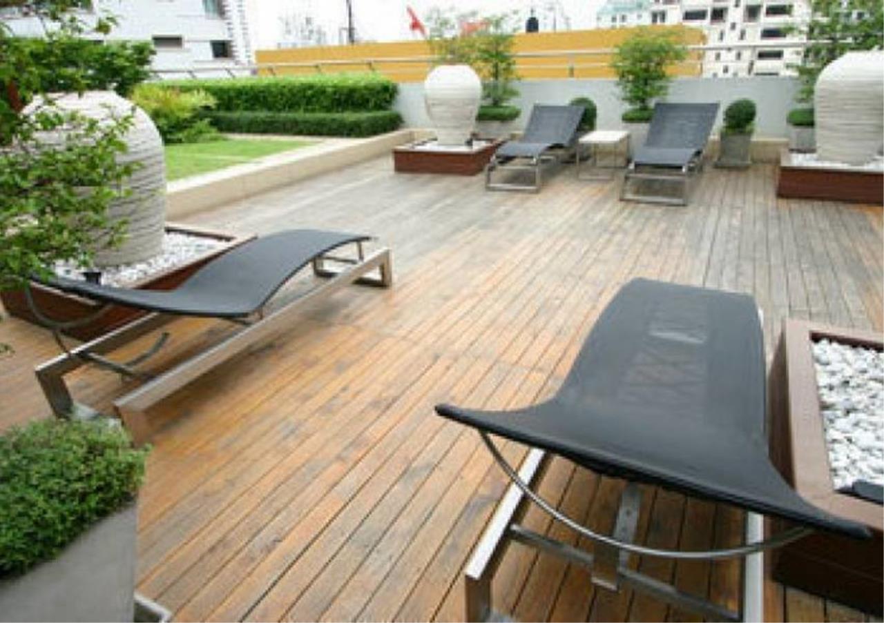 Bangkok Residential Agency's 2 Bed Condo For Rent in Phloenchit BR3467CD 4
