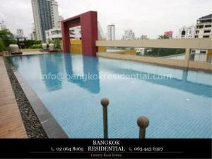 Bangkok Residential Agency's 2 Bed Condo For Rent in Phloenchit BR3467CD 11