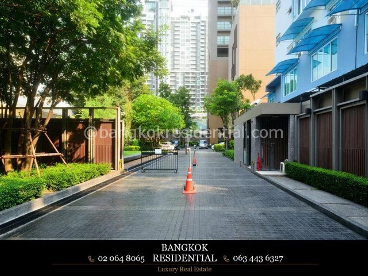 Bangkok Residential Agency's 1BR Noble Refine For Rent (BR3481CD) 6