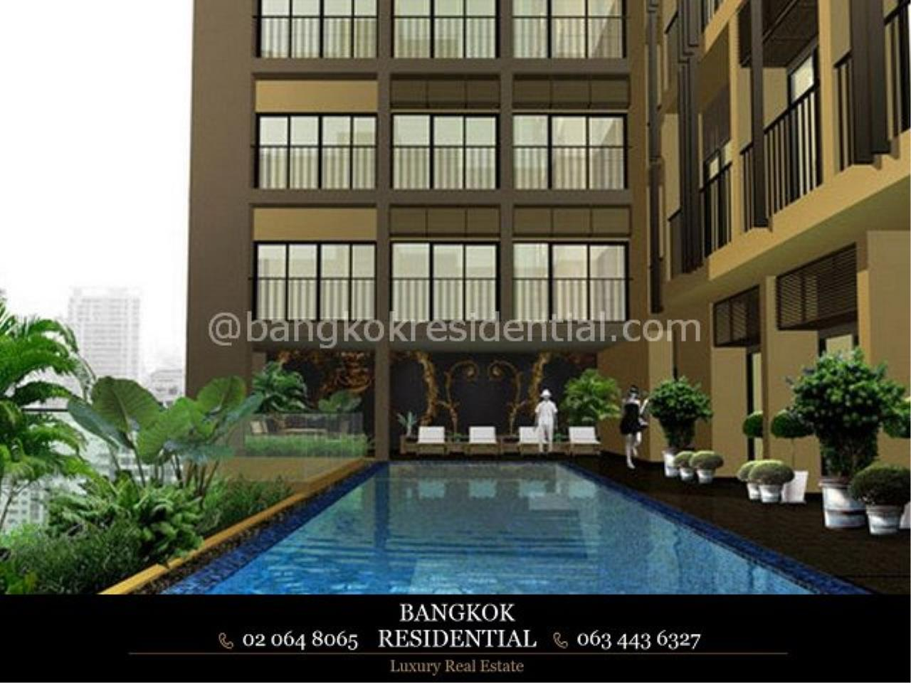 Bangkok Residential Agency's 1BR Noble Refine For Rent (BR3481CD) 8