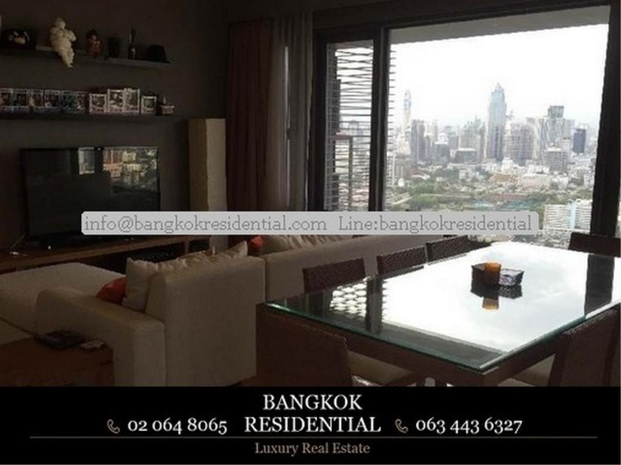 Bangkok Residential Agency's 2BR Amanta Lumpini For Sale Or Rent (BR3500CD) 1