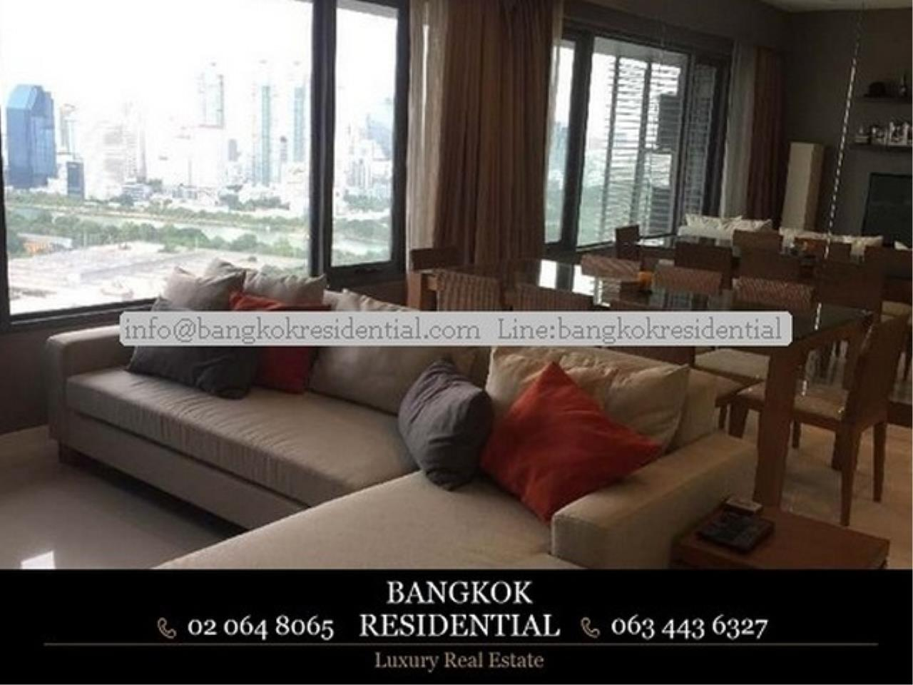 Bangkok Residential Agency's 2BR Amanta Lumpini For Sale Or Rent (BR3500CD) 2