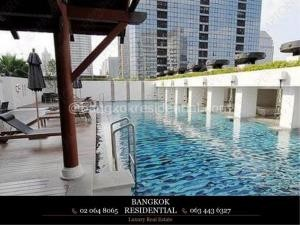 Bangkok Residential Agency's 3 Bed Condo For Rent in Phloenchit BR3503CD 12