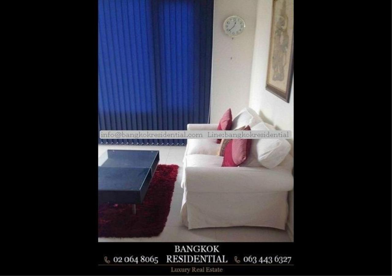 Bangkok Residential Agency's 2 Bed Condo For Rent in Chidlom BR3520CD 1