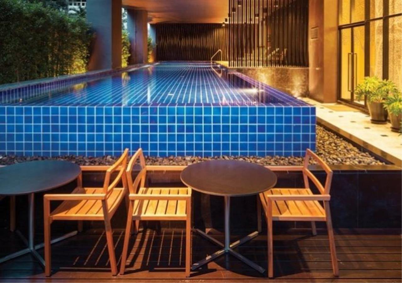 Bangkok Residential Agency's 1 Bed Condo For Rent in Ekkamai BR3533CD 3