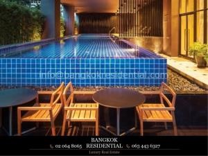 Bangkok Residential Agency's 1 Bed Condo For Rent in Ekkamai BR3533CD 16