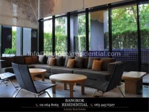 Bangkok Residential Agency's 1 Bed Condo For Rent in Ekkamai BR3533CD 14