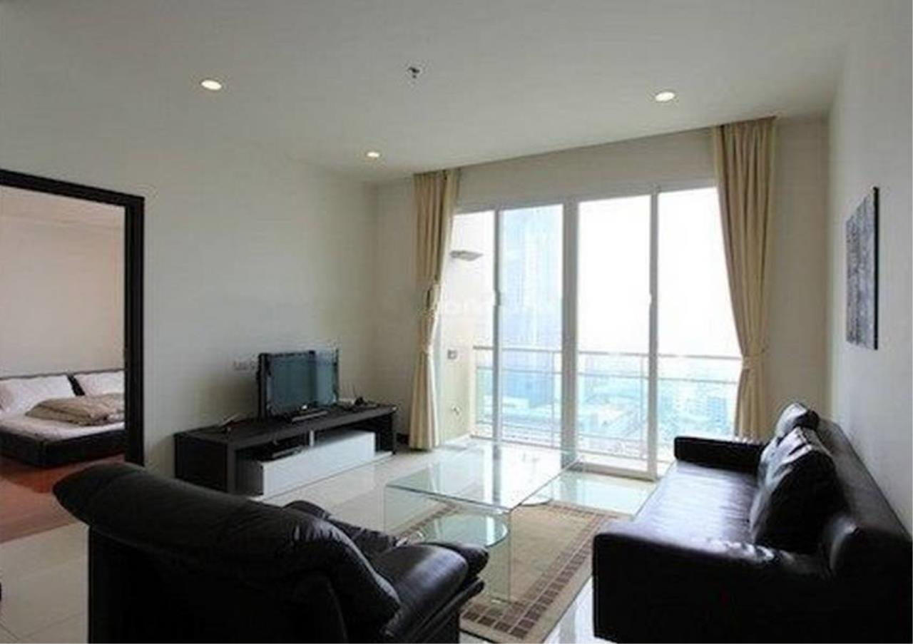 Bangkok Residential Agency's 2 Bed Condo For Rent in Nana BR3574CD 1