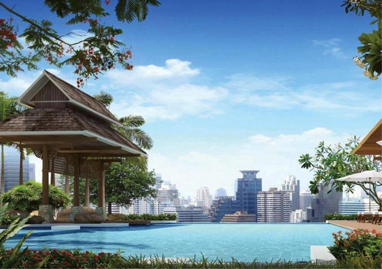 Bangkok Residential Agency's 2 Bed Condo For Rent in Nana BR3575CD 3