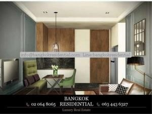 Bangkok Residential Agency's 1 Bed Condo For Rent in Thonglor BR3599CD 16