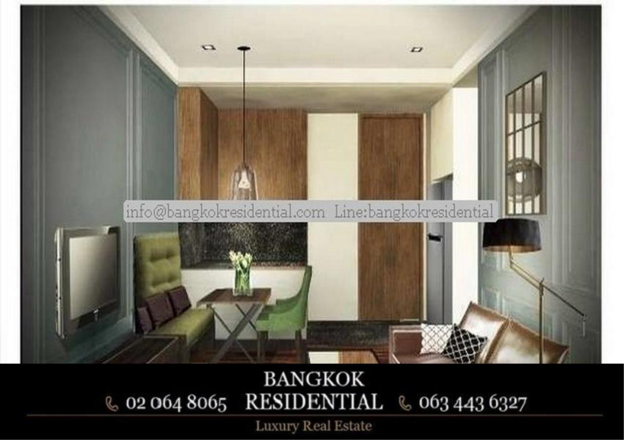Bangkok Residential Agency's 1 Bed Condo For Rent in Thonglor BR3599CD 11