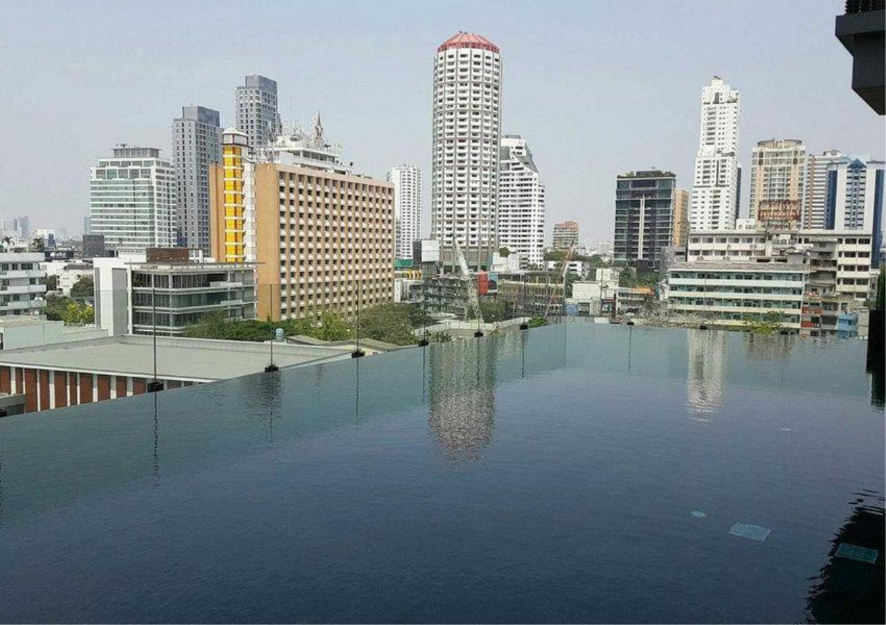 Bangkok Residential Agency's 1 Bed Condo For Rent in Thonglor BR3647CD 1