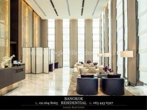 Bangkok Residential Agency's 1 Bed Condo For Rent in Thonglor BR3647CD 17
