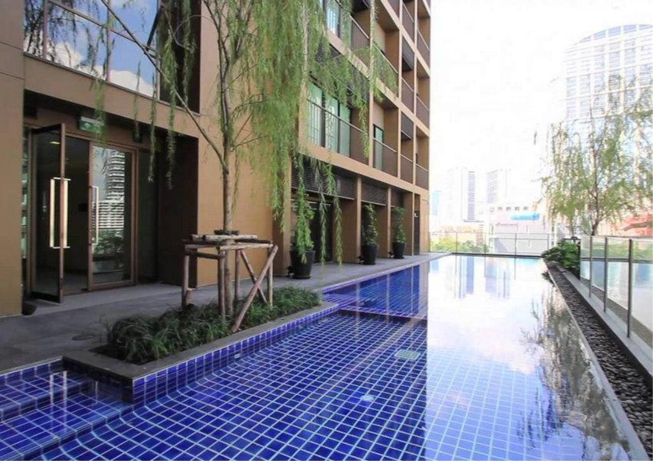 Bangkok Residential Agency's 1 Bed Condo For Rent in Phrom Phong BR3674CD 1