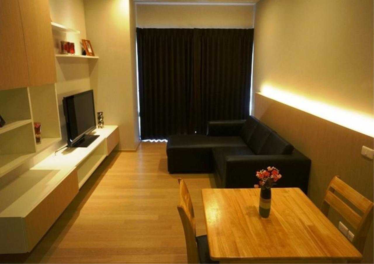 Bangkok Residential Agency's 1 Bed Condo For Rent in Phrom Phong BR3677CD 1