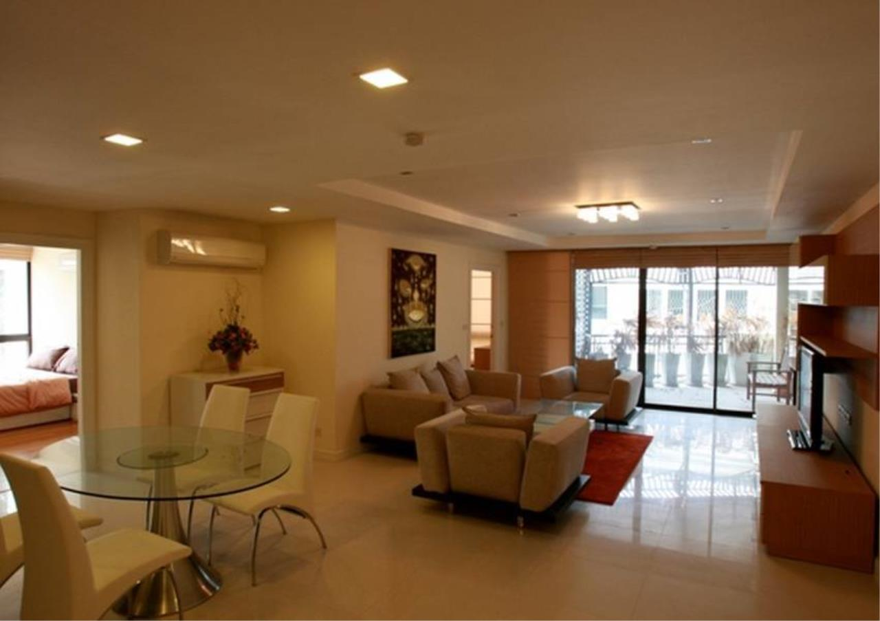 Bangkok Residential Agency's 2 Bed Condo For Rent in Phrom Phong BR3696CD 1