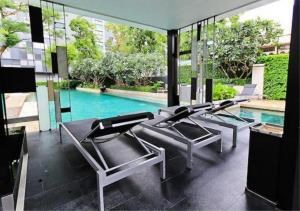Bangkok Residential Agency's 1 Bed Condo For Rent in Thonglor BR3702CD 4