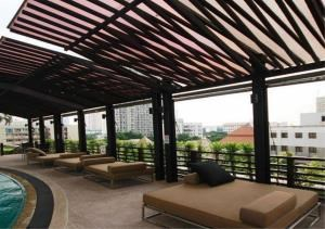 Bangkok Residential Agency's 1 Bed Condo For Rent in Sathorn BR3712CD 5