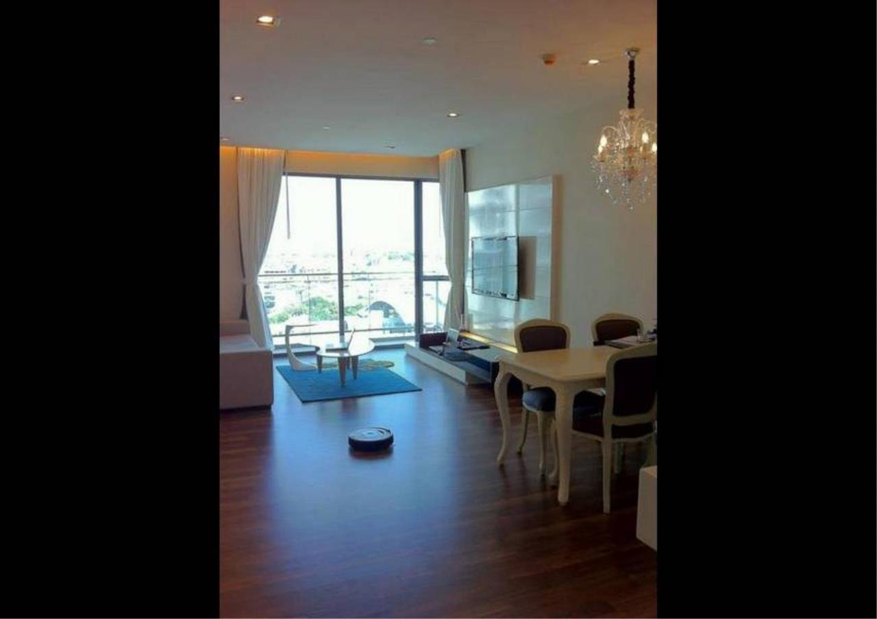 Bangkok Residential Agency's 3 Bed Condo For Rent in Punnawithee BR3771CD 2