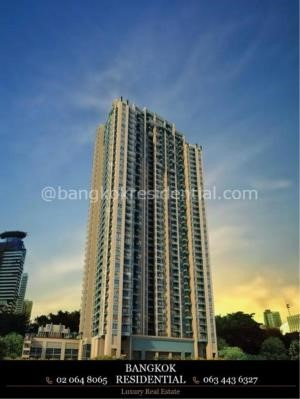 Bangkok Residential Agency's 2 Bed Condo For Rent in Phetchaburi BR3796CD 18