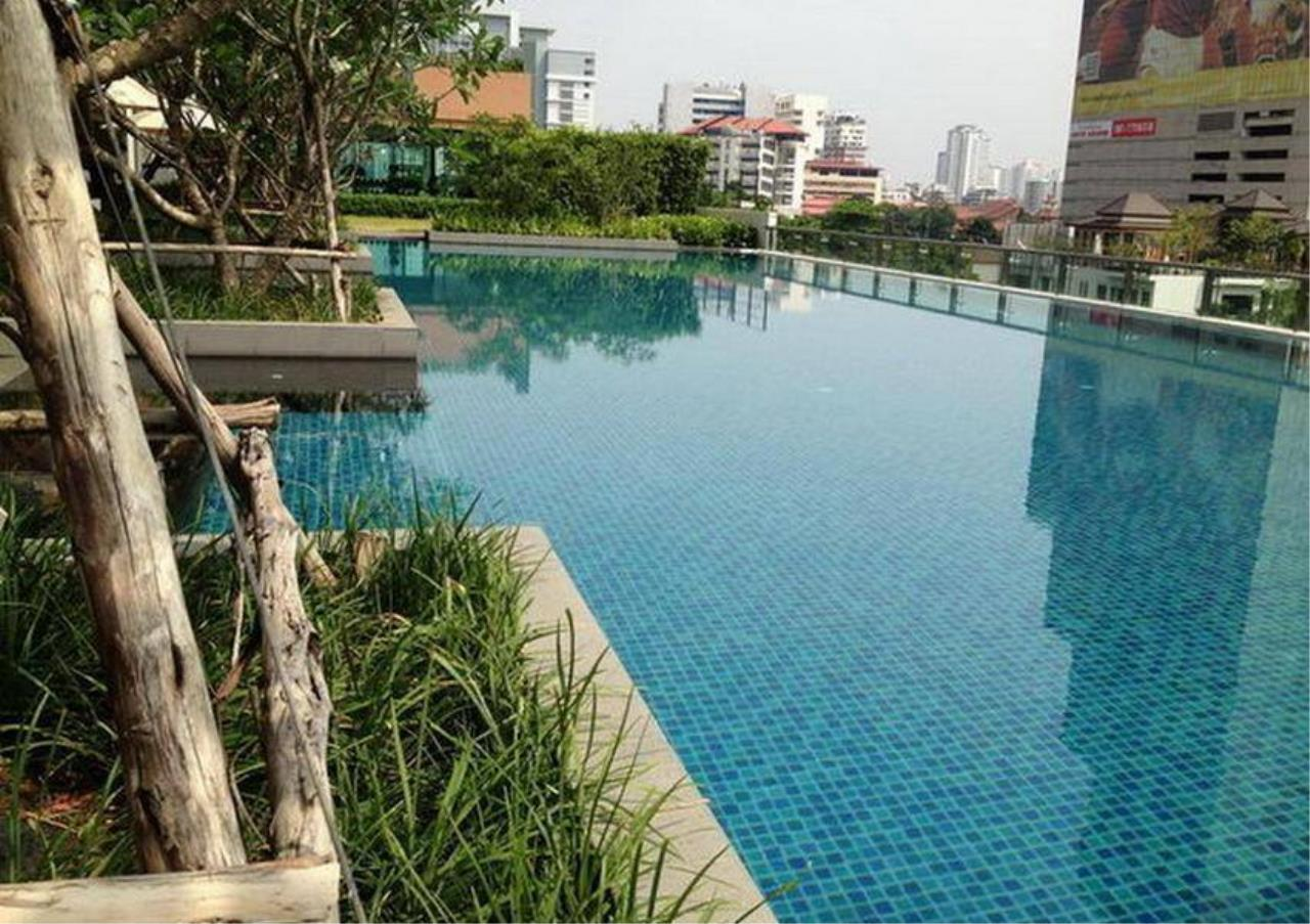 Bangkok Residential Agency's 2 Bed Condo For Rent in Phetchaburi BR3796CD 1