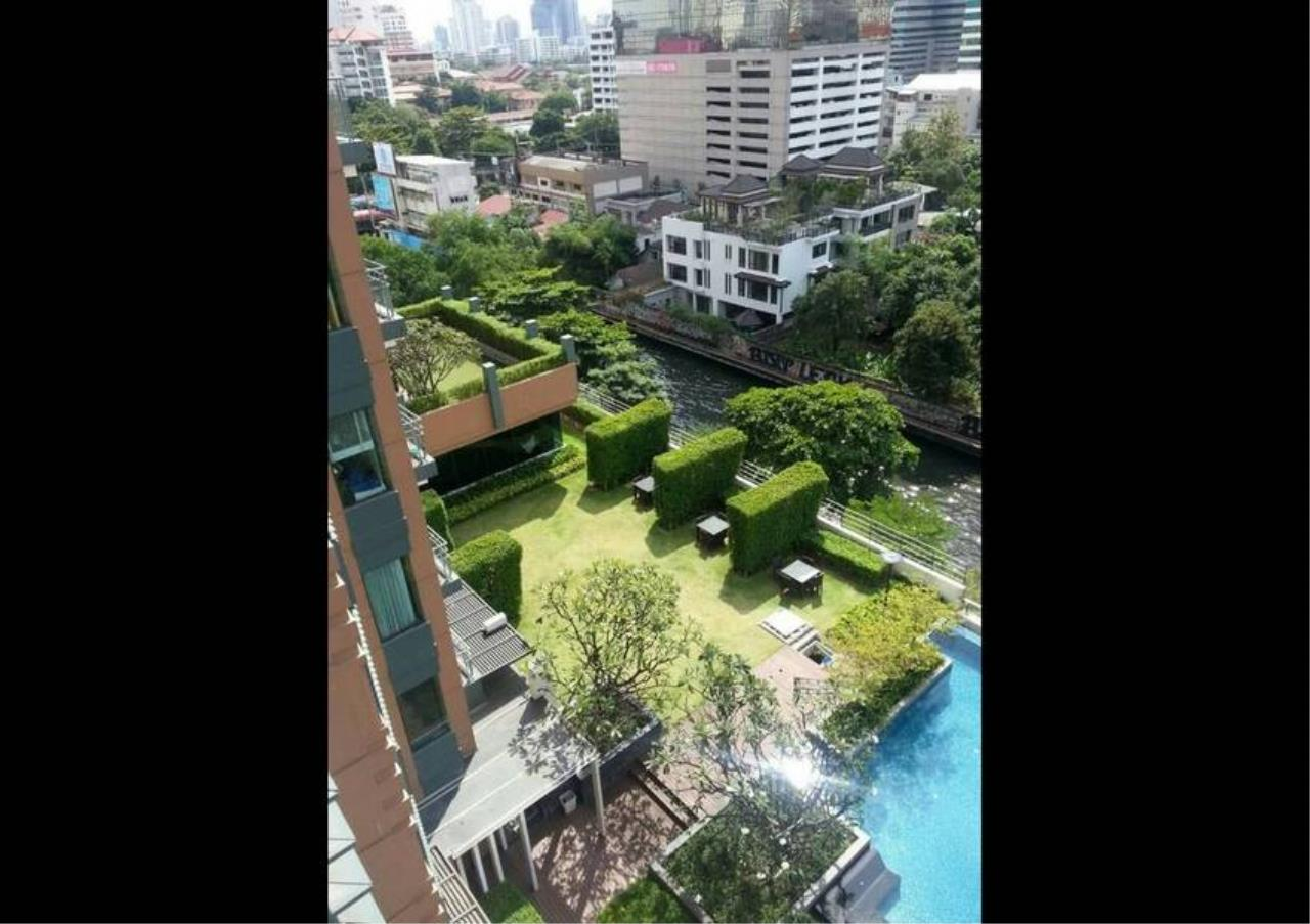 Bangkok Residential Agency's 2 Bed Condo For Rent in Phetchaburi BR3796CD 2
