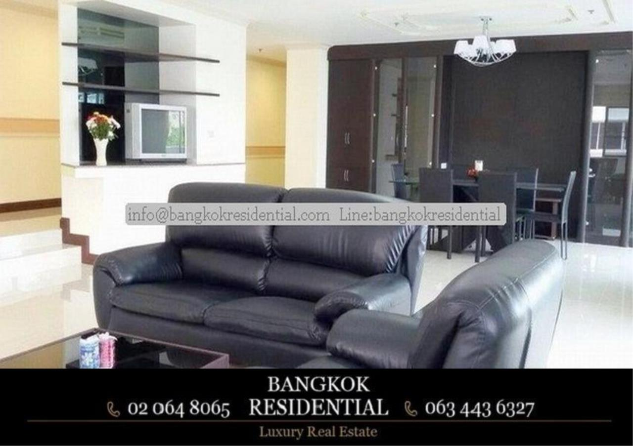 Bangkok Residential Agency's 3 Bed Condo For Rent in Phrom Phong BR3826CD 1