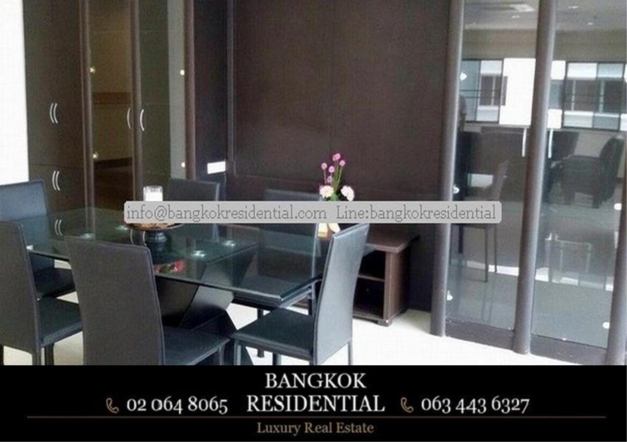 Bangkok Residential Agency's 3 Bed Condo For Rent in Phrom Phong BR3826CD 2