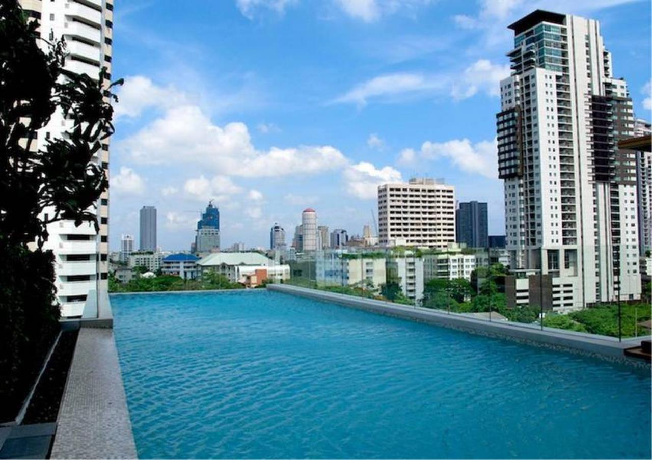 Bangkok Residential Agency's 2 Bed Condo For Rent in Phrom Phong BR3827CD 1