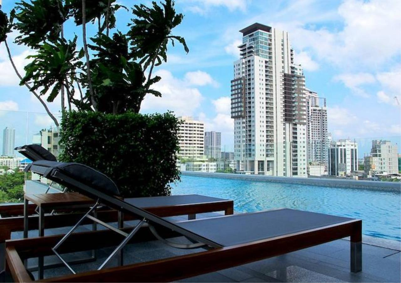 Bangkok Residential Agency's 2 Bed Condo For Rent in Phrom Phong BR3827CD 4