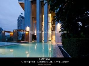 Bangkok Residential Agency's 2 Bed Condo For Rent in Phrom Phong BR3827CD 16