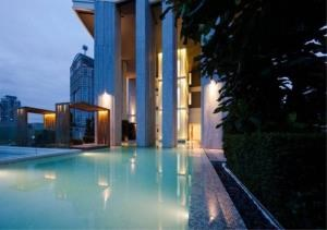 Bangkok Residential Agency's 2 Bed Condo For Rent in Phrom Phong BR3829CD 2