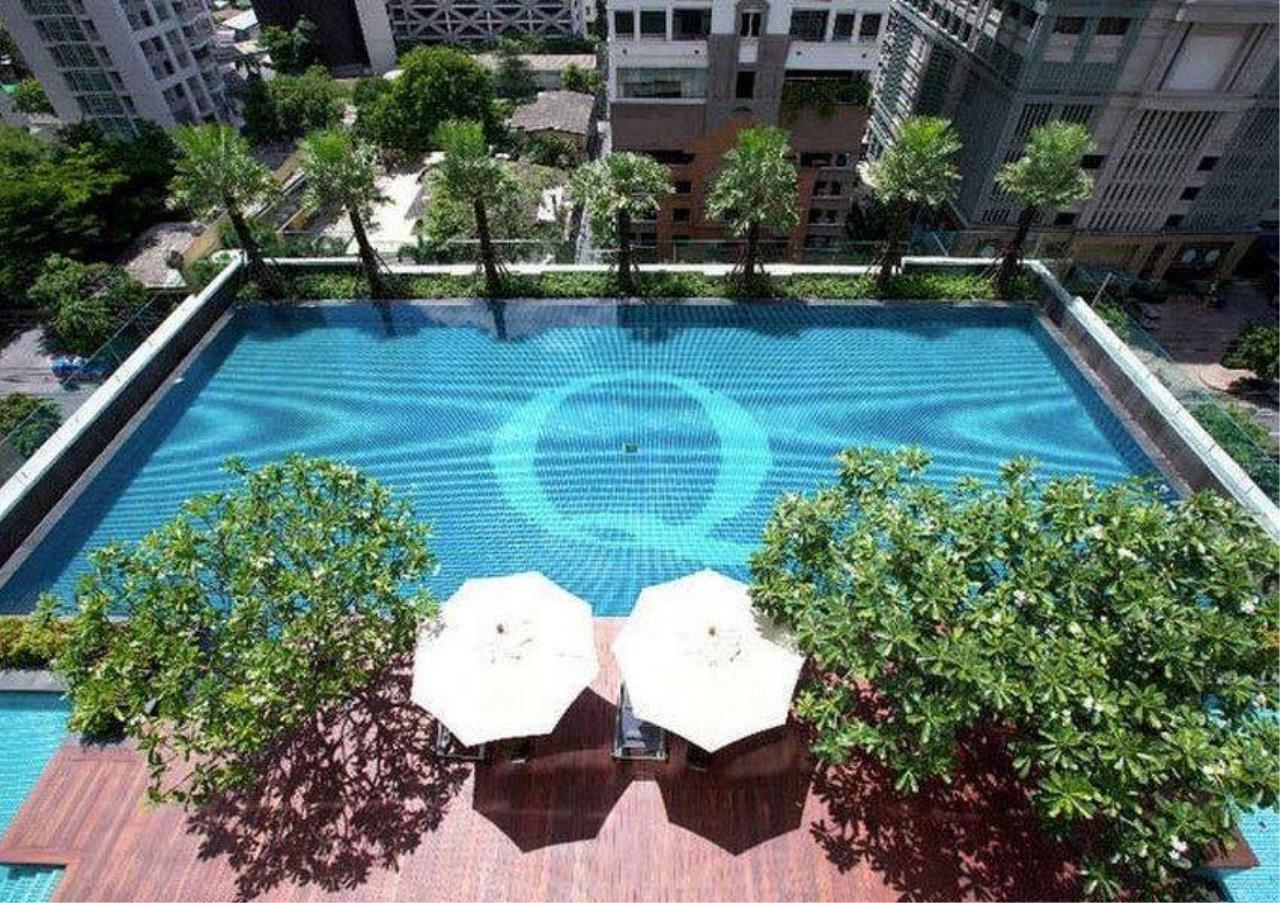 Bangkok Residential Agency's 2 Bed Condo For Rent in Chidlom BR3877CD 10