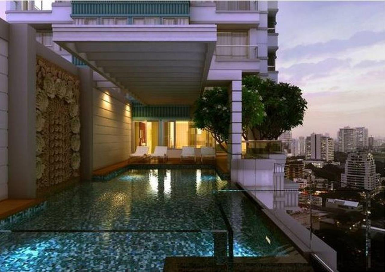 Bangkok Residential Agency's 2 Bed Condo For Rent in Chidlom BR3877CD 11