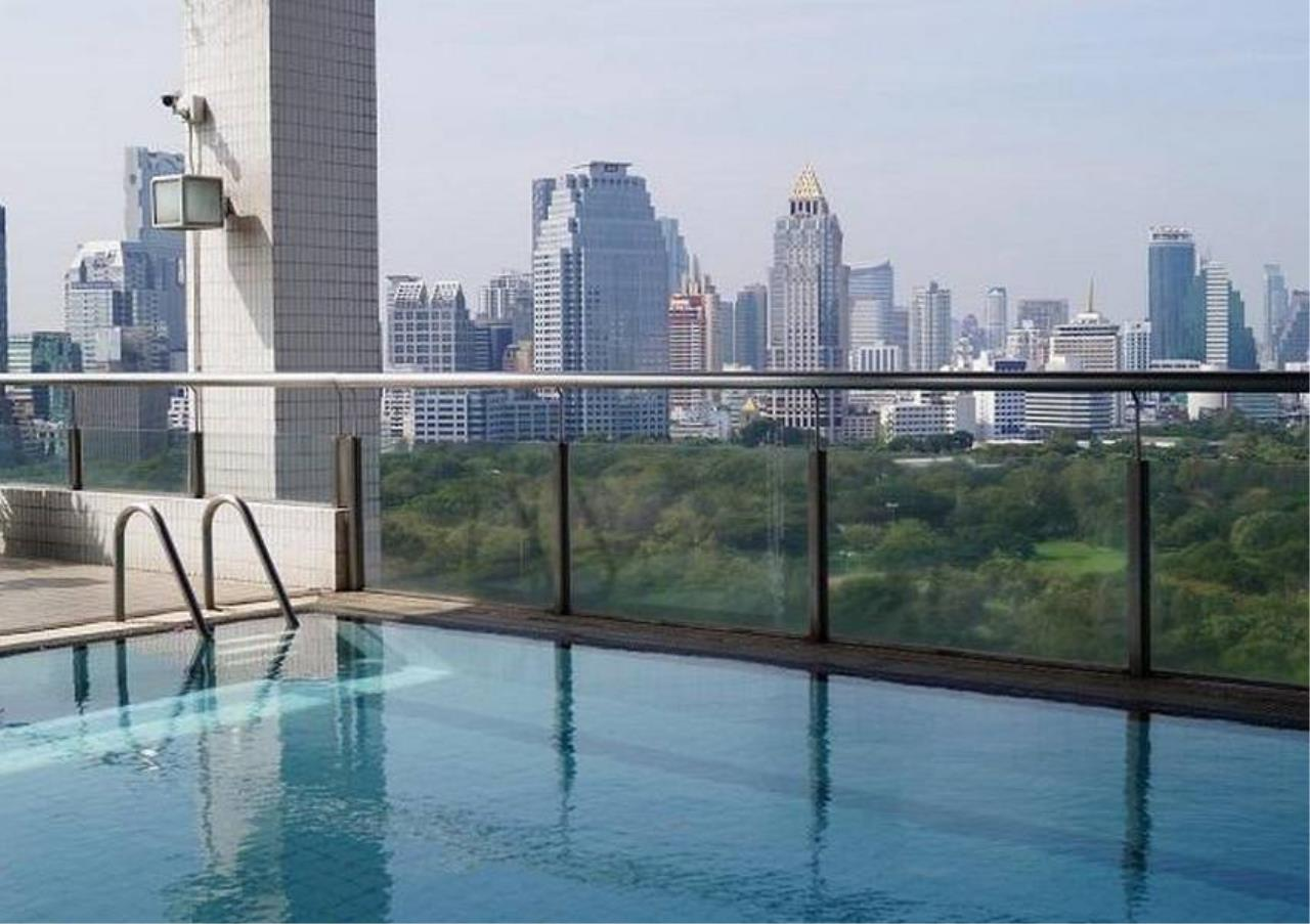 Bangkok Residential Agency's 2 Bed Condo For Rent in Ratchadamri BR3881CD 2