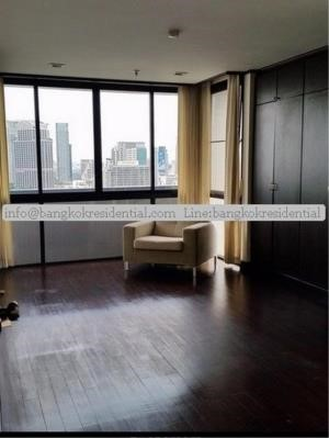 Bangkok Residential Agency's 2 Bed Condo For Rent in Ratchadamri BR3881CD 30