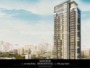 Bangkok Residential Agency's 2 Bed Condo For Rent in Phrom Phong BR3946CD 20
