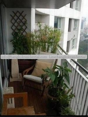 Bangkok Residential Agency's 2 Bed Condo For Rent in Chidlom BR3970CD 45