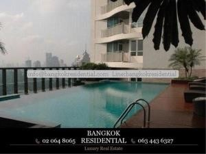 Bangkok Residential Agency's 2 Bed Condo For Rent in Chidlom BR3970CD 35