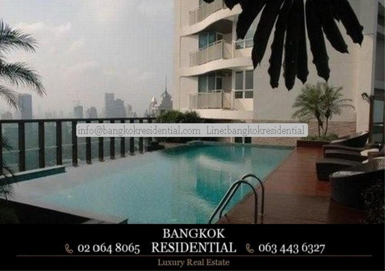 Bangkok Residential Agency's 2 Bed Condo For Rent in Chidlom BR3970CD 20