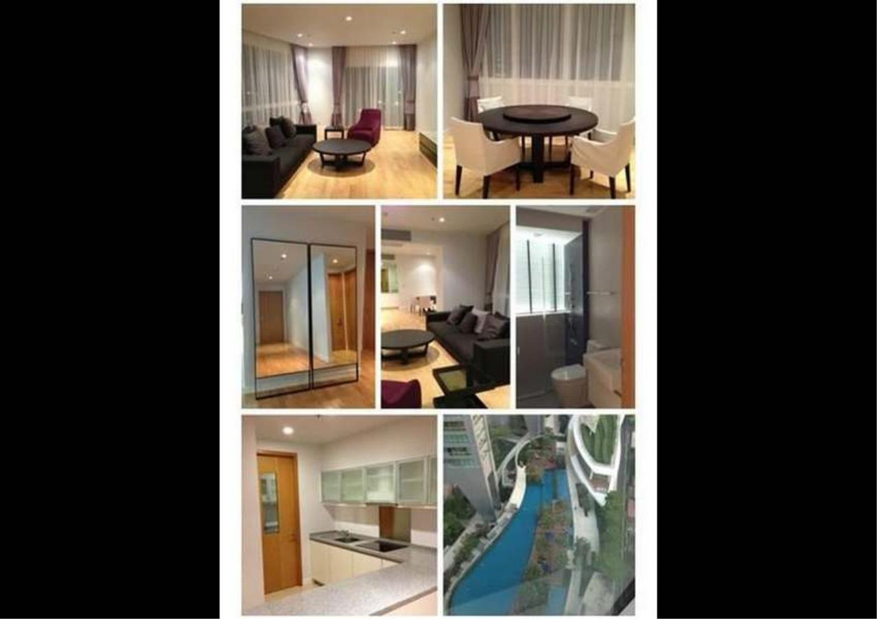 Bangkok Residential Agency's 3 Bed Condo For Rent in Asoke BR3999CD 1